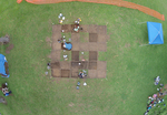 Little Creek Community Excavation - Week 1 Drone Image (2)