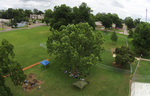 Little Creek Community Excavation - Week 1 Drone Image (4)