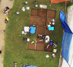 Little Creek Community Excavation - Week 2 Drone Image (1)