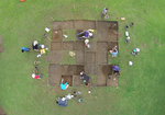 Little Creek Community Excavation - Week 2 Drone Image (2)