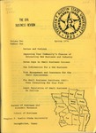 The SFA Business Review Vol. 2 No. 1 by Charles W. Brown, M. Dudley Stewart, Dillard B. Tinsley, John H. Lewis, Cecil Dollar, Weldon L. Smith, Ed D. Roach, and Don Evans