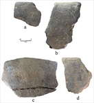 Plain Rim Sherds