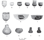Ceramic Vessels from the Walter Bell Site