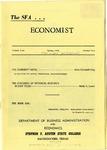 The SFA Economist Vol. 4 No. 2 by Doris Elizabeth King and Walter H. Lewis