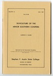 Forestry Bulletin No. 15: Silviculture of the Minor Southern Conifers by Laurence C. Walker