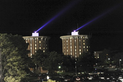"""Steen Hall Victory Lights"""