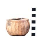 41UR317, Burial 1, Vessel 1, 2003.08.326 by Timothy K. Perttula and Robert Z. Selden Jr.
