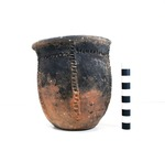 41HS825, 2003.08.266, Burial 8, Vessel 49 by Timothy K. Perttula and Robert Z. Selden Jr.