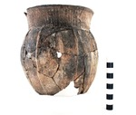 41HS825, 2003.08.1024, Burial 1, Vessel 3 by Timothy K. Perttula and Robert Z. Selden Jr.