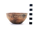 41HS825, 2003.08.207, Burial 1, Vessel 10 by Timothy K. Perttula and Robert Z. Selden Jr.
