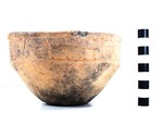41HS825, 2003.08.763, Burial 5, Vessel 33 by Timothy K. Perttula and Robert Z. Selden Jr.