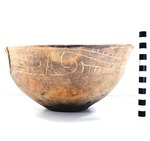 41UR317, Burial 4, Vessel 29, 2003.08.0725 by Timothy K. Perttula and Robert Z. Selden Jr.