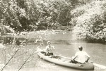 2351.11-03 Canoeing Neches River - Davy Crockett National Forest