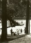 2351-05 Swimming Red Hills Lake - Sabine National Forest