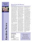 SFA Gardens Newsletter, Spring 2007