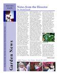 SFA Gardens Newsletter, Spring 2008