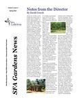 SFA Gardens Newsletter, Spring 2010