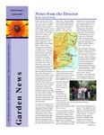 SFA Gardens Newsletter, Summer 2007