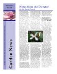 SFA Gardens Newsletter, Winter 2008
