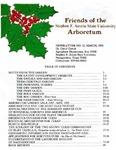 SFA Gardens Newsletter, Mar 1993