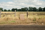 28 Trail Marker near Caddo Mounds, Cherokee County, Texas by Christopher Talbot