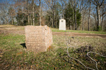 30 Trail Marker at Mission Dolores, San Augustine County, Texas by Christopher Talbot
