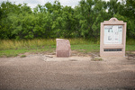 06A Marker in Catarina, Dimmit County, Texas by Christopher Talbot