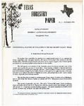 Texas Forestry Paper No. 5