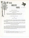 Texas Forestry Paper No. 17