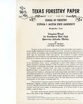 Texas Forestry Paper No. 25