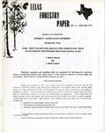 Texas Forestry Paper No. 12