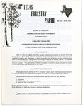 Texas Forestry Paper No. 14