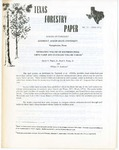 Texas Forestry Paper No. 15