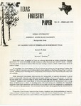 Texas Forestry Paper No. 19